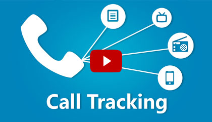 Track where your calls are coming from